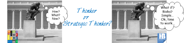 Are you a strategic Thinker